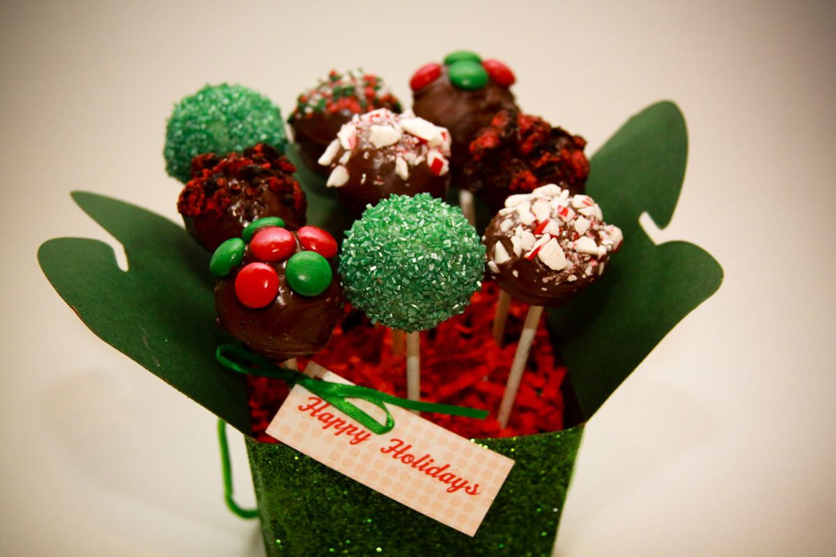 Im Cuckoo For Cake Pops Mommys Block Party