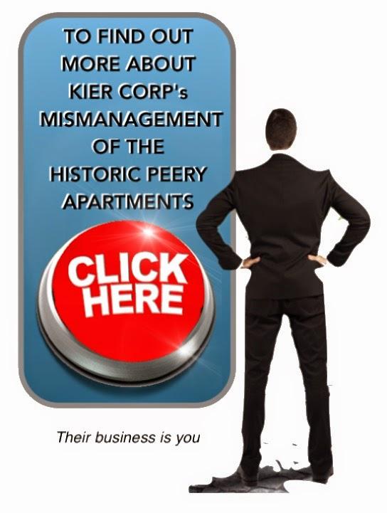 Kier Corp's Mismanagement of the Peery Apartments