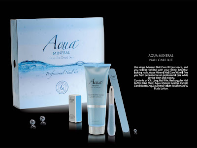 Aqua Mineral from The Dead Sea Philippines