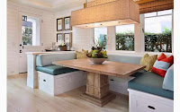 Revamp The Kitchen With Nook To Eat And Live Better