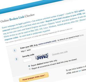 Mengatasi Broken Link Di Blog