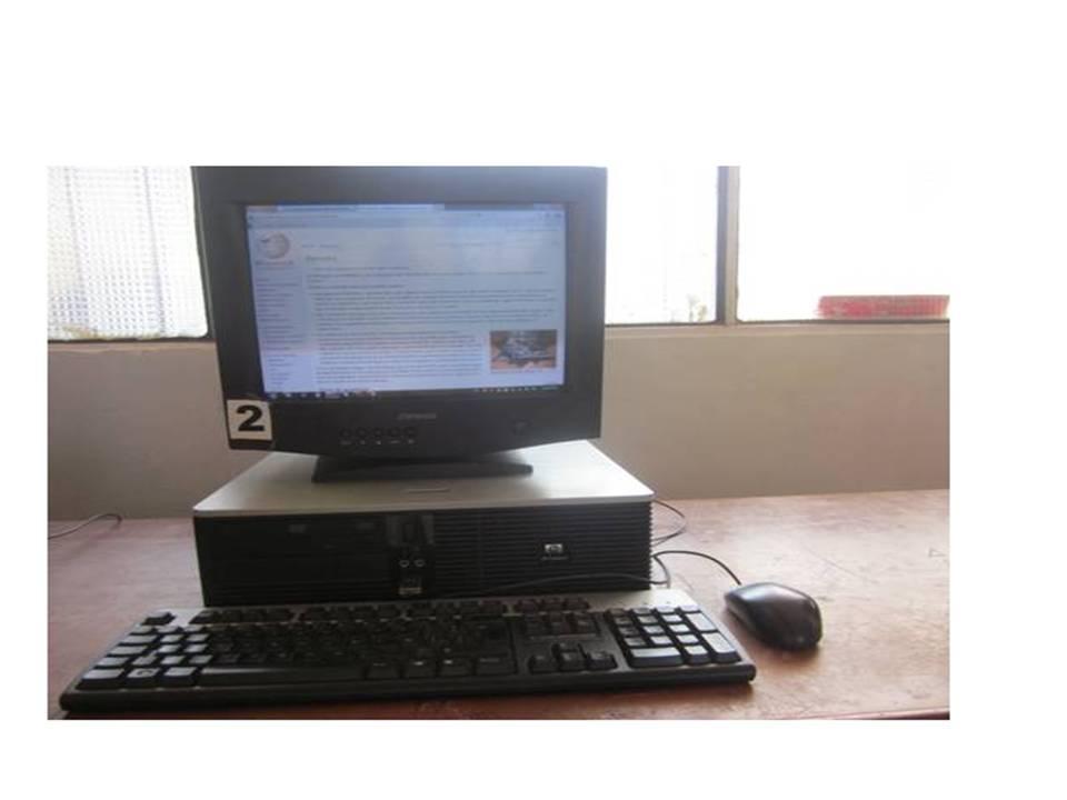 Informatica y tic manual de uso para una sala de informatica for Pc de salon