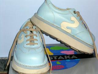 zapatos autos de choque