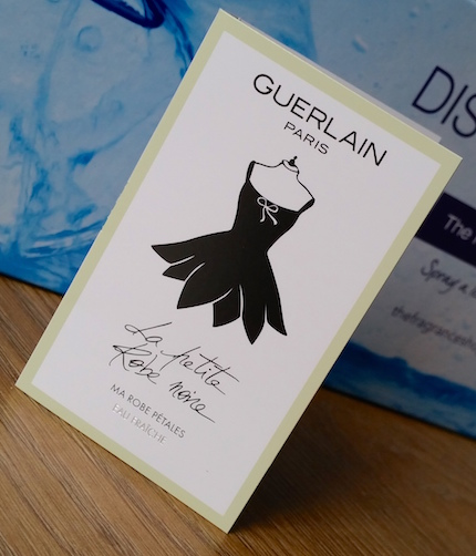 Guerlain Le Petite Robe Noire Eau Fraiche The Fragrance Shop Discovery Club Spring 2015