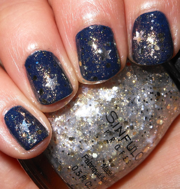 Imperfectly Painted: Sinful Colors Star Studded