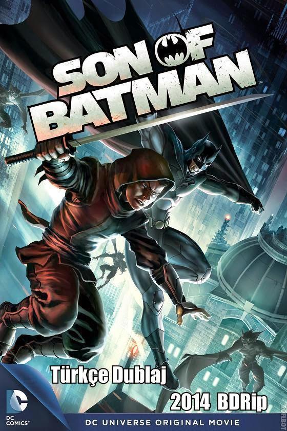 Batman'ın Oğlu HD izle