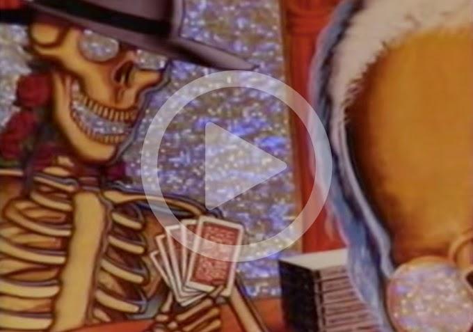 Tie Died Grateful Dead Parking Lot Scene Documentary