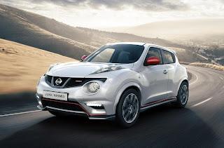 Nissan Juke Nismo (2013) Front Side