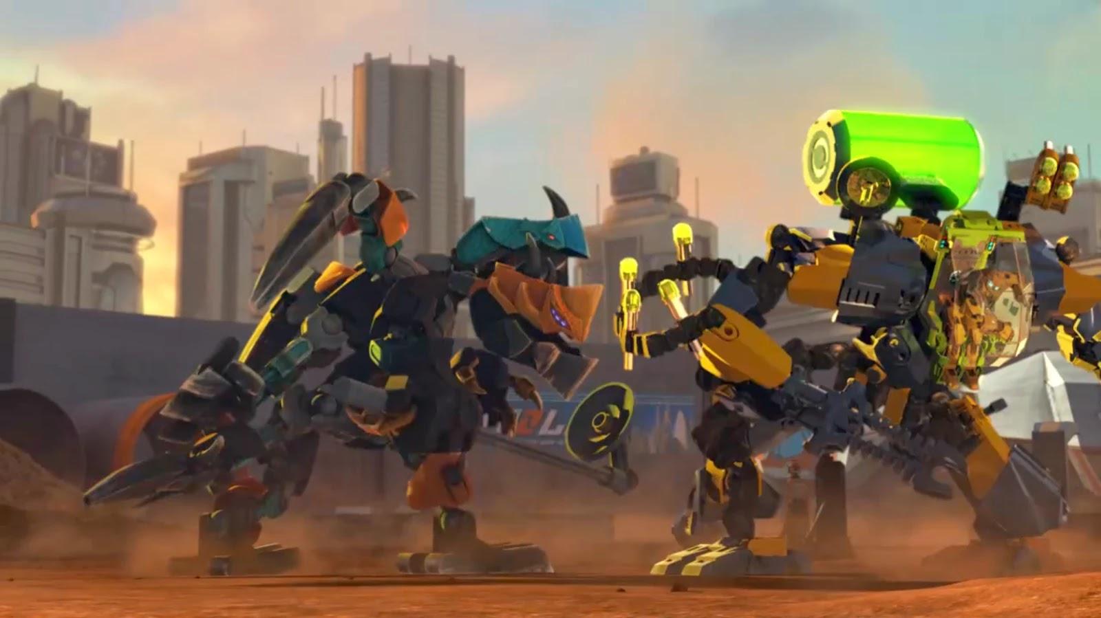 LEGO® Hero Factory Invasion v2.0.0 Mod [Unlimited Money]