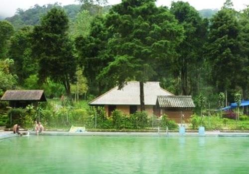 Pemandian Air Panas Cimanggu Ciwidey | Objek Wisata Menarik di Bandung