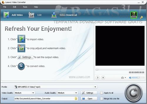 Leawo Video Converter Pro 5.4.0.0 Full Patch 2