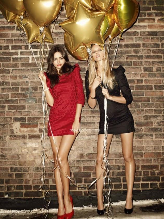 2015 Yılbaşı Gecesi Elbise Modelleri