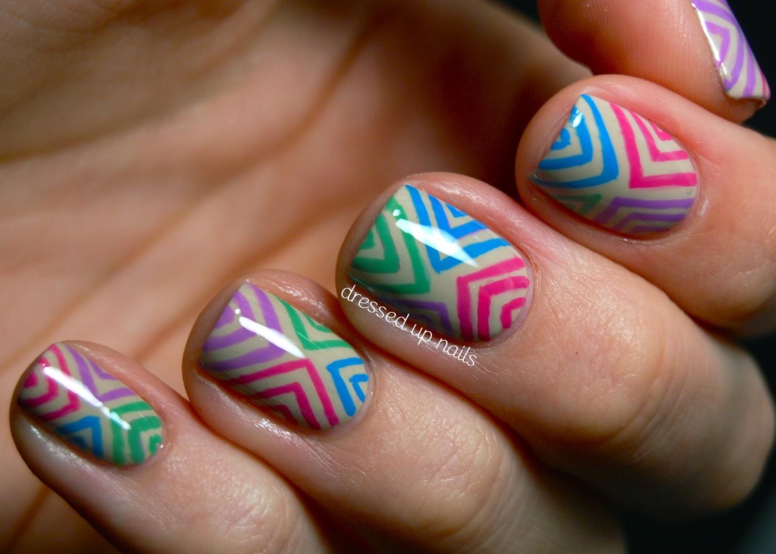 Nail art inspiratie nodig nailtalk for Cool art design ideas