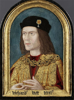 Richard III, English king, parking lot, car park