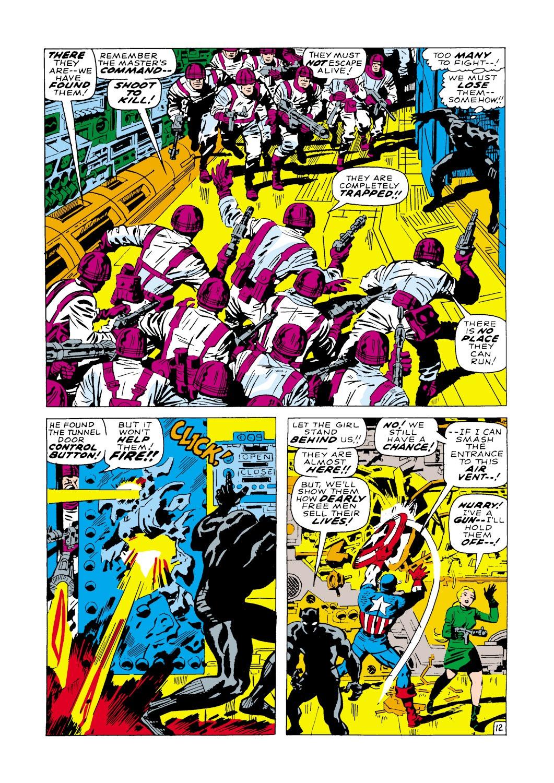 Captain America (1968) Issue #100 #14 - English 13