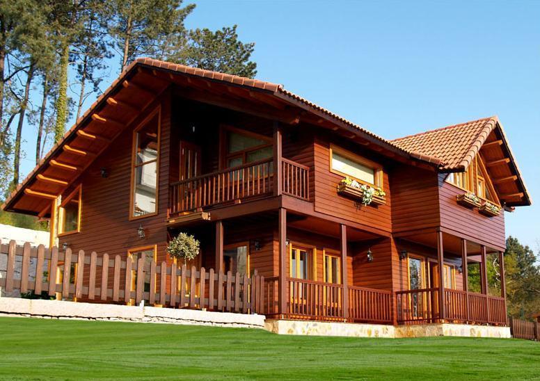 Cantinho feliz muito feliz casas de madeira parte ll - Casa rusticas fotos ...