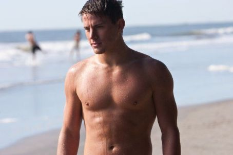 channing tatum shirtless. Channing Tatum Shirtless