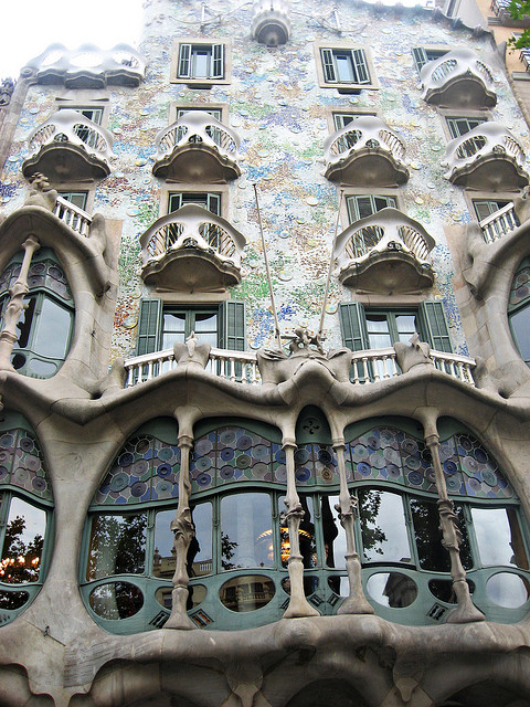 Inspiring images exteriors for Hotel paris barcelona