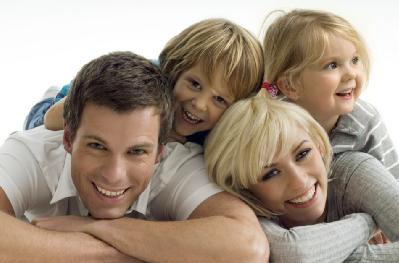 Happy-Family - 5 Tips to Keep Passion Alive in Long-Term Relationships !!!