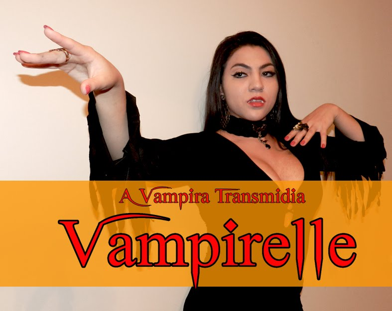 Video da Vampirelle na mídia