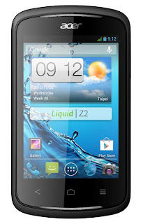 Acer Liquid Z120 harga dan spesifikasi, Acer Liquid Z120 price and specs, images-pictures tech specs of Acer Liquid Z120