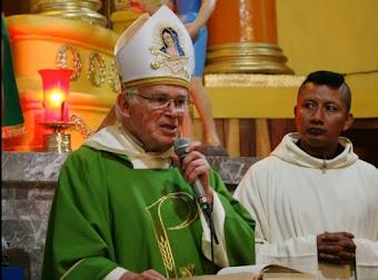 Obispo Raúl Vera exige la presentación con vida de los 43 normalistas
