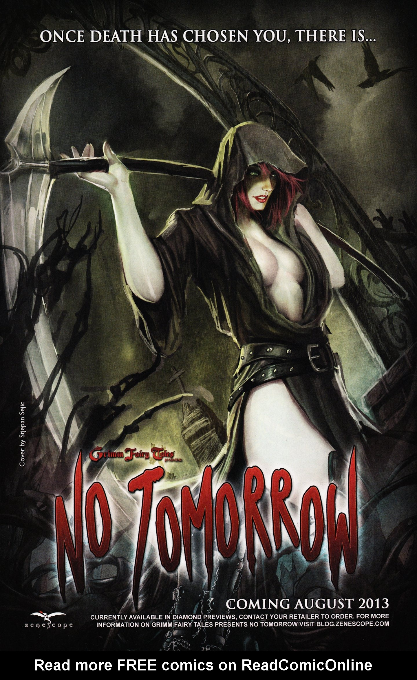 Grimm Fairy Tales (2005) Issue #88 #91 - English 28