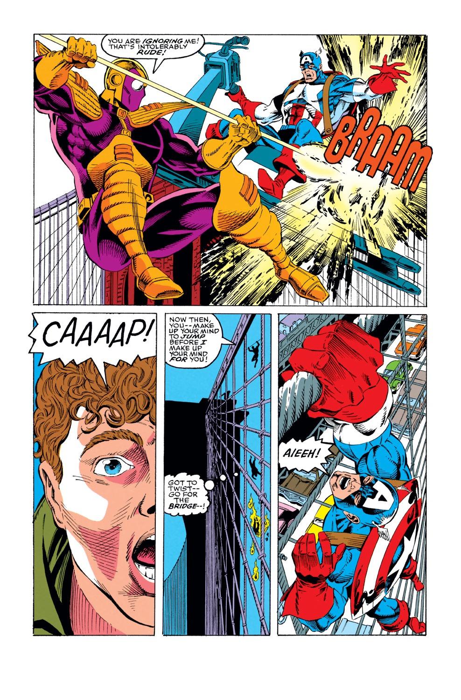 Captain America (1968) Issue #422 #372 - English 20
