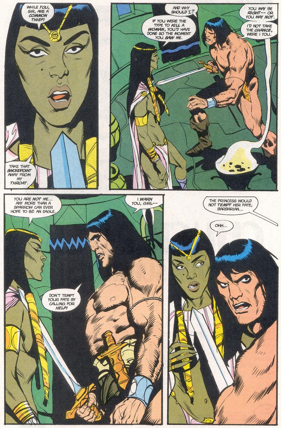 Conan the Barbarian (1970) Issue #265 #277 - English 6