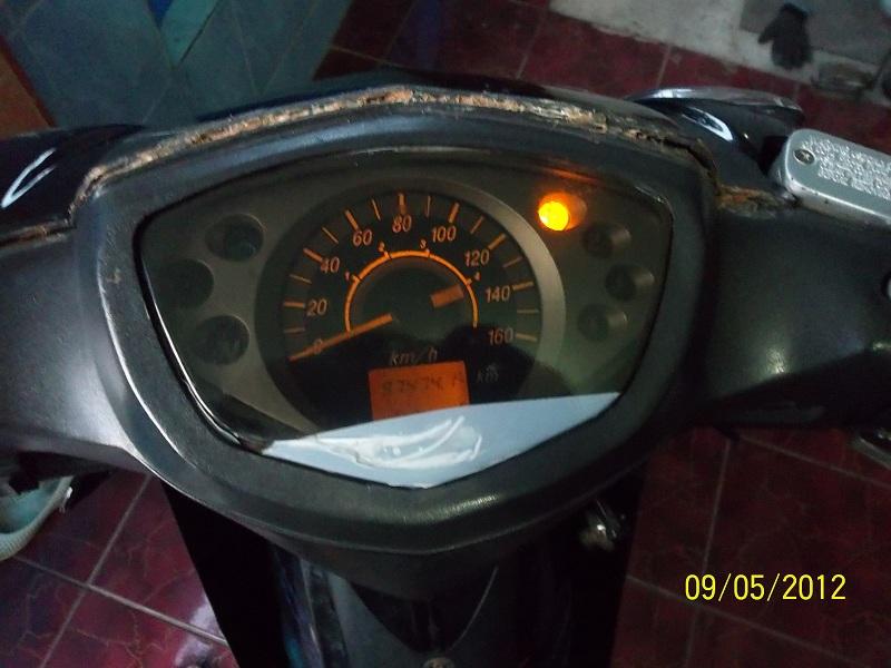 JUAL MOTOR SHOGUN 125R TAHUN 2004 2JT SAJA | Fosil (forum ...