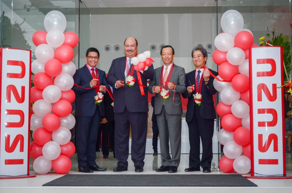 Isuzu opens bigger Cebu City branch with Truck Fest
