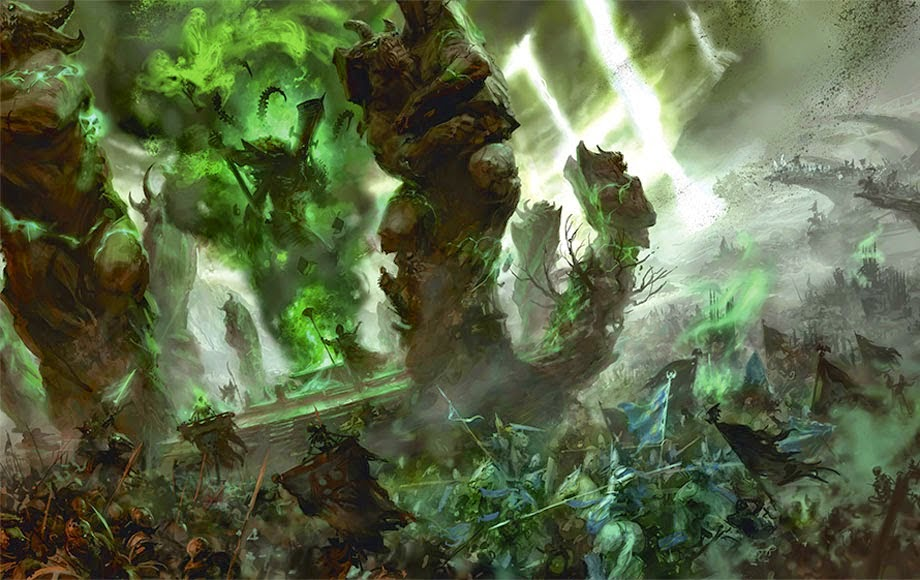 The Complete Rules and More Leaks- The Age of Sigmar