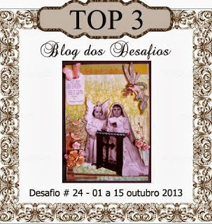 TOP 3 do BDD desafio 24