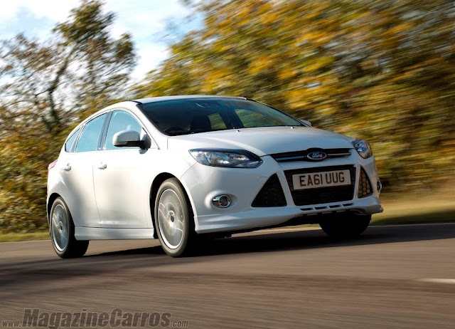 Novo Focus Hatch 2014