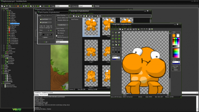 Android Oyun Yapma Programı - GameMaker Studio Professional Edition