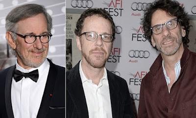 Steven Spielberg, Ethan Coen