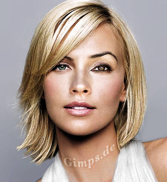 The Charming Colors Women Hairstyles For Short Hair Image