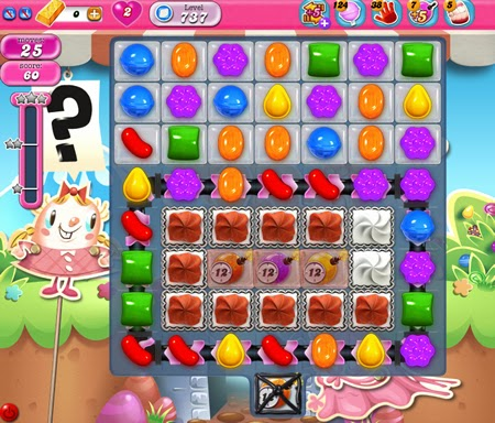 Candy Crush Saga 737