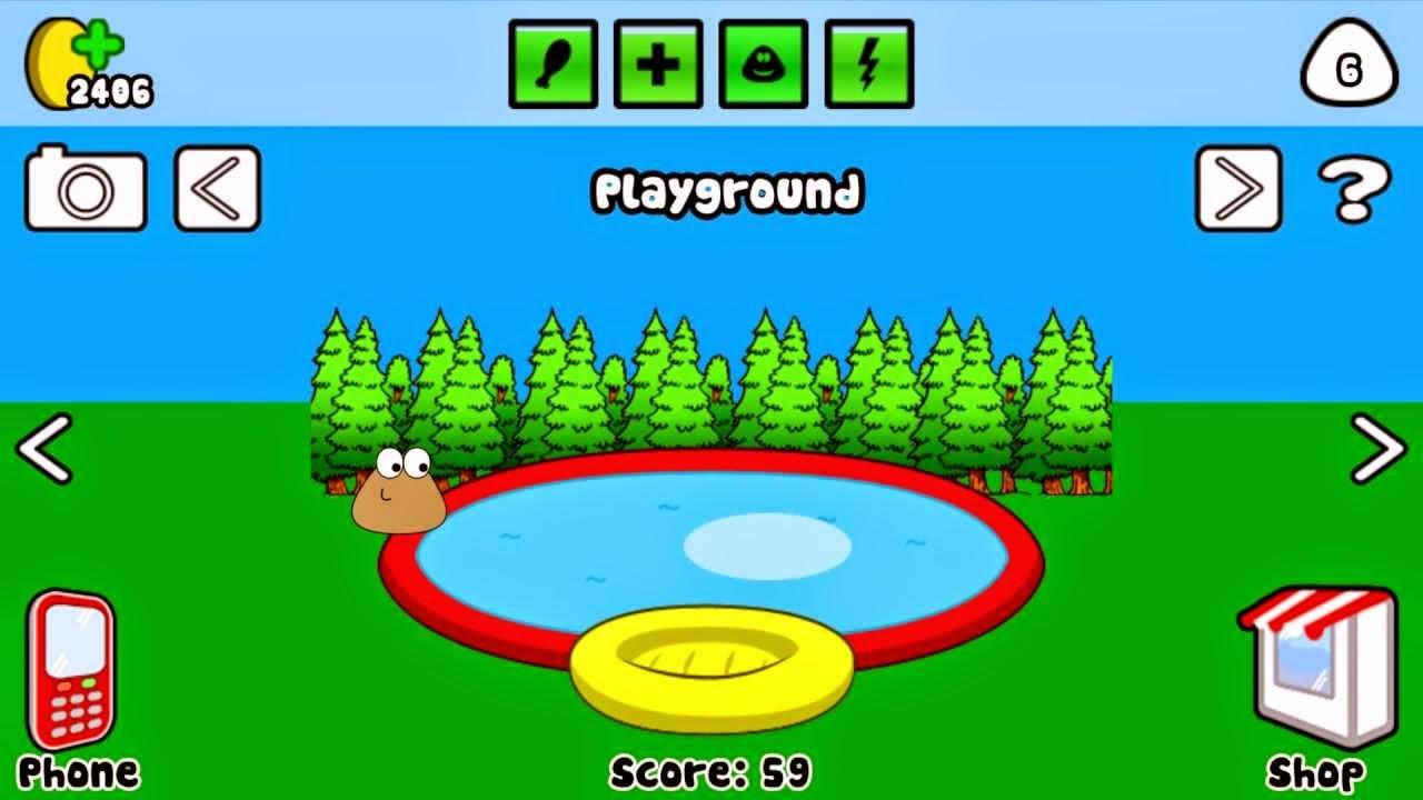 Скачать Игру Pou C Cfljv На Андроид