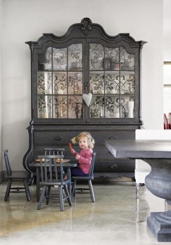 Dekoracyjna witryna salonu domu w Johanessburgu