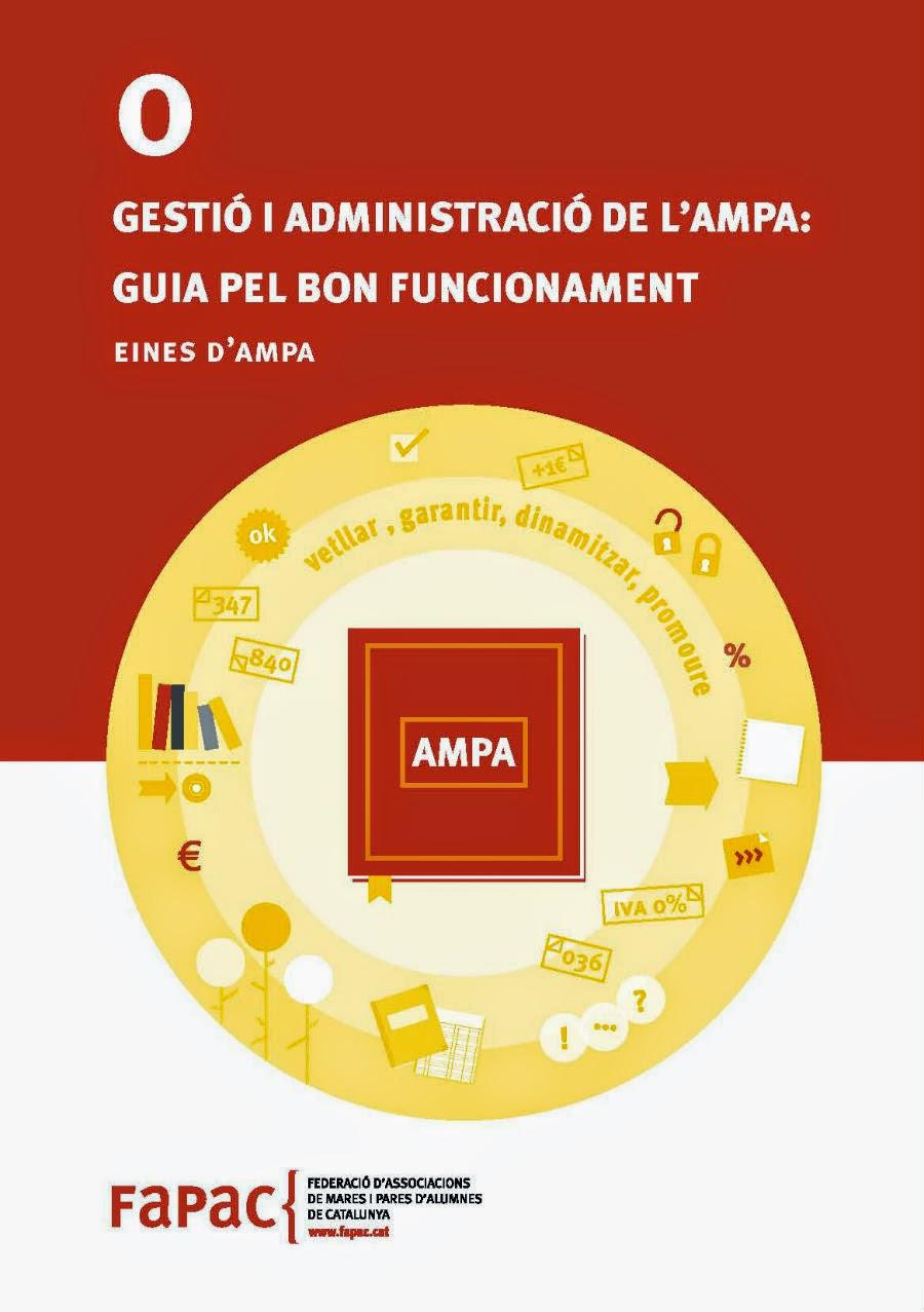 Guia Gestió i Administració de l'AMPA