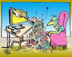 La TV basura de cada dia