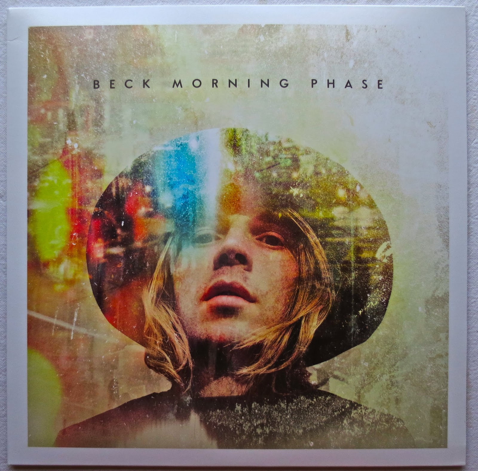 Vinyl Therapy Beck Quot Morning Phase Quot 2014