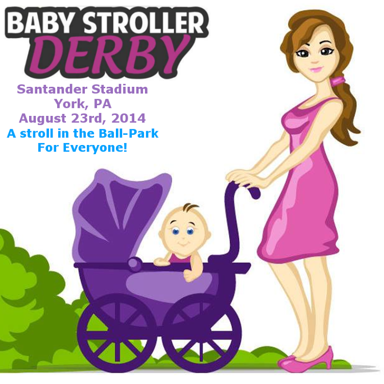 Register Now for the Baby Stroller Derby in York, PA on August... (Mommy Knows What's Best)