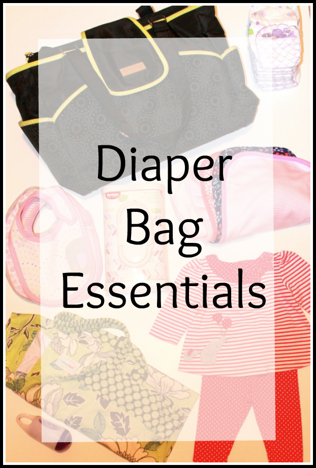 Clothed with Grace: Diaper Bag Essentials