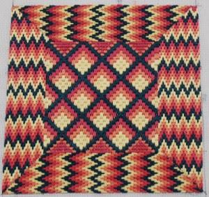 Bargello Throw - Forums - Crochet Me