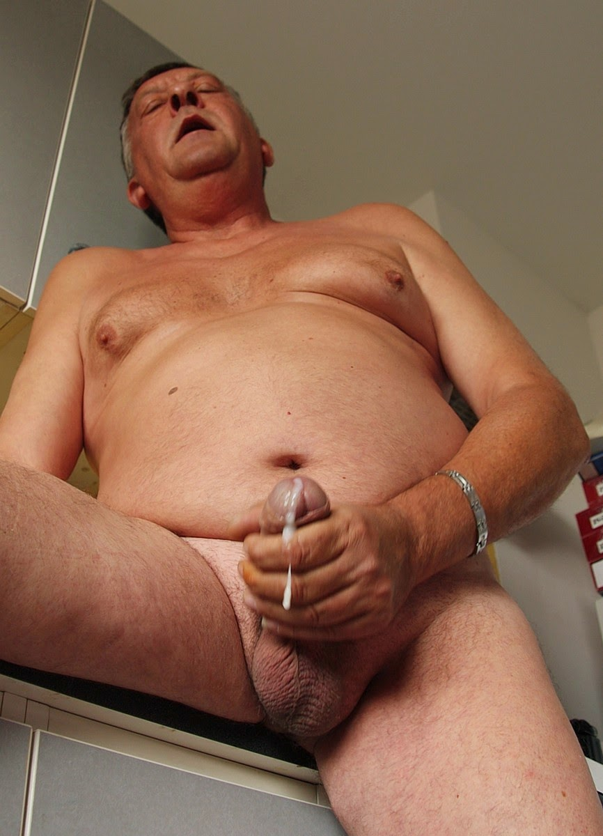 Dicks mature men