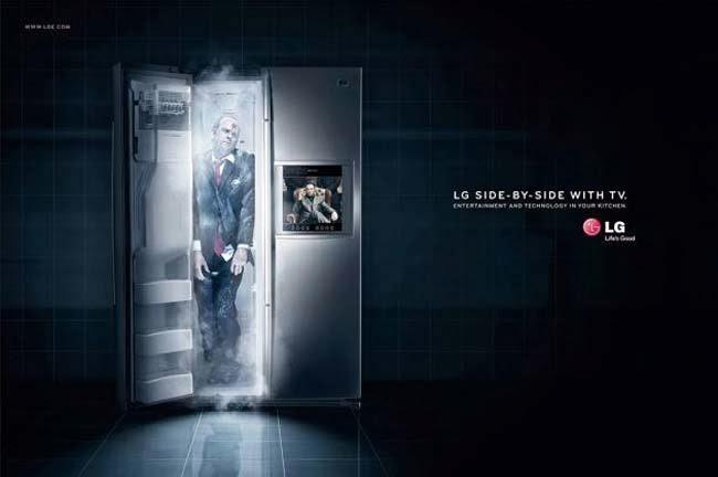 publicidad, Halloween, 2013, LG