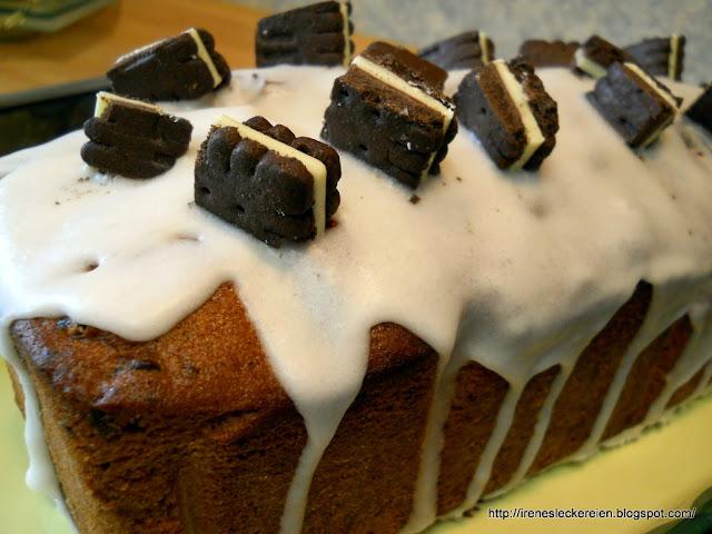 Irene S Leckereien Schoko Kokos Kuchen