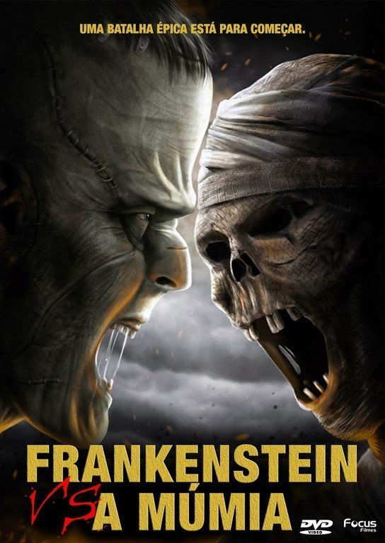 Frankenstein vs. A Múmia – Legendado (2015)